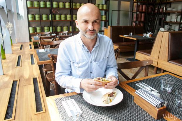 Любимое место: Анзор Канкулов о ресторане Black Market. Изображение №12.