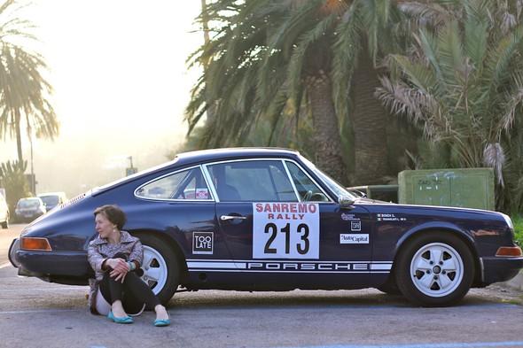 Ретро-автомобили в Сан-Ремо. Изображение № 7.