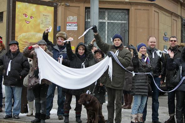 Близкое окружение: Участники акции «Белый круг» о проблемах Москвы. Изображение № 36.