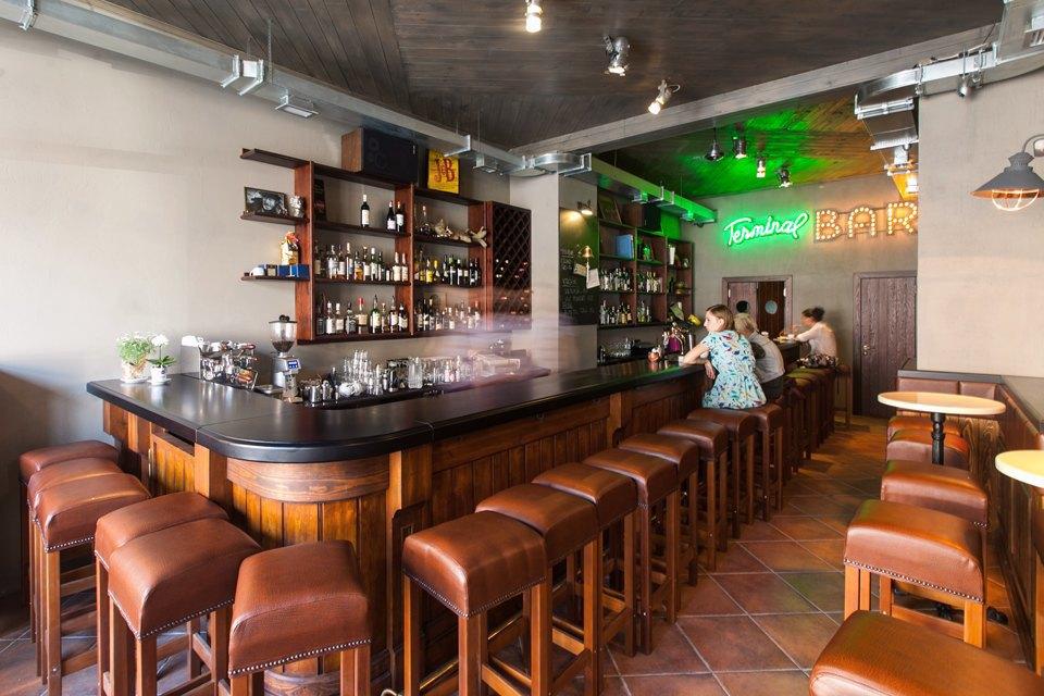 Terminal Bar на Белинского. Изображение № 8.