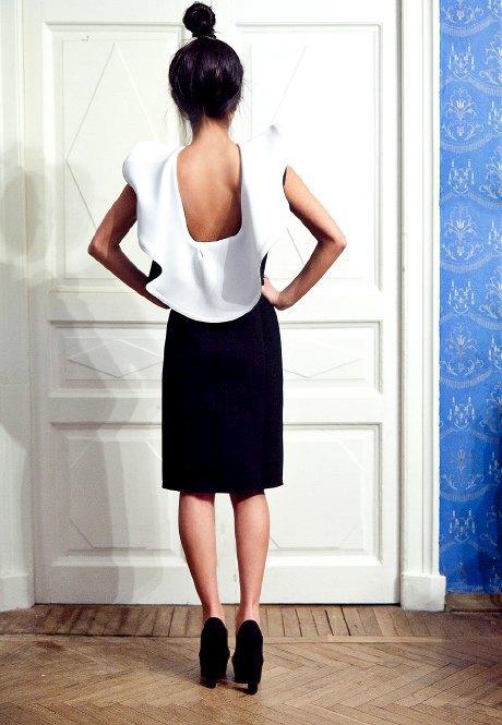 Вещи недели: 9 платьев соткрытой спиной. Изображение № 2.