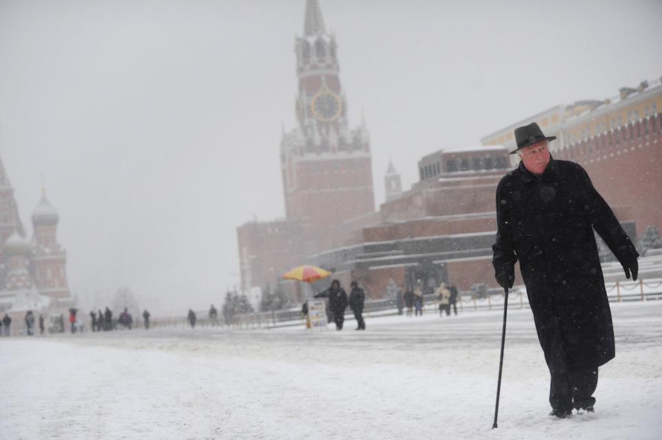 Камера наблюдения: Москва глазами Дмитрия Костюкова. Изображение №5.