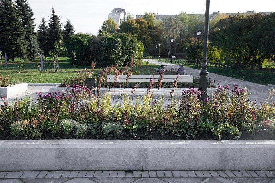 Обновлённый Сиреневый сад наЩёлковском шоссе. Изображение № 4.