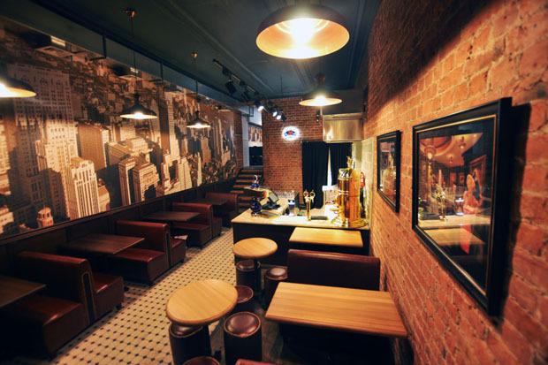 На Восстания открылся второй City Grill Express. Изображение № 3.