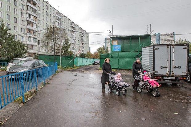 Чего хочет Москва: Четыре районных парка. Изображение № 6.