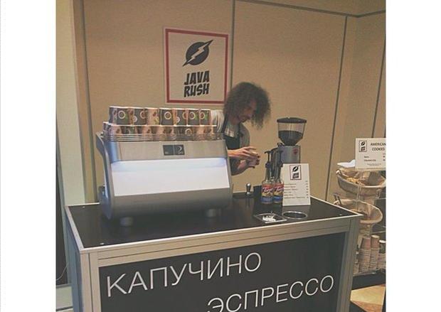 «Северо-Западная кофейная компания» открыла собственную кофейню. Изображение № 1.