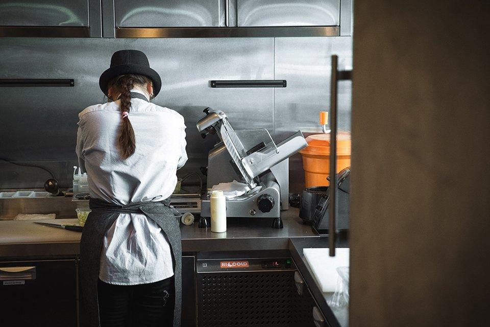 Ресторан AQ Kitchen. Изображение № 14.