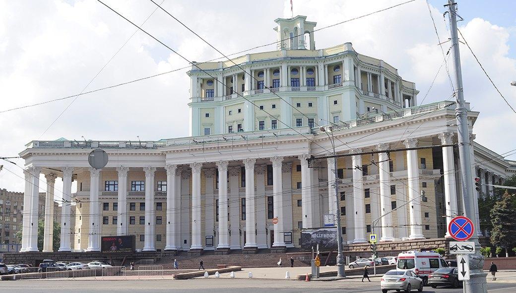 Центральный академический театр Российской Армии. Изображение № 41.