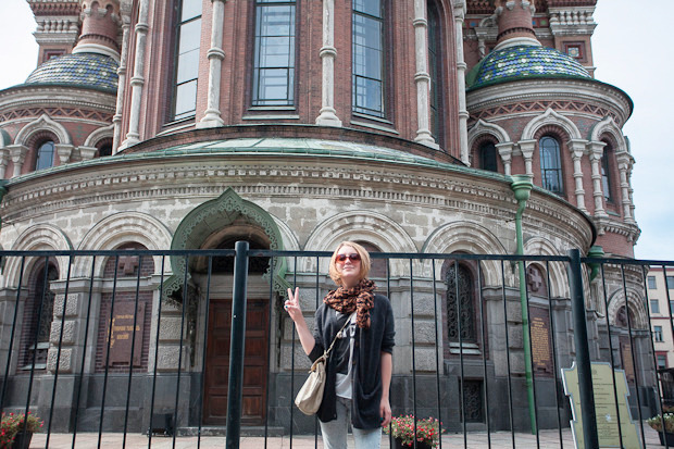 Эксперимент The Village: Самые популярные места для фотографий из Петербурга. Изображение № 57.