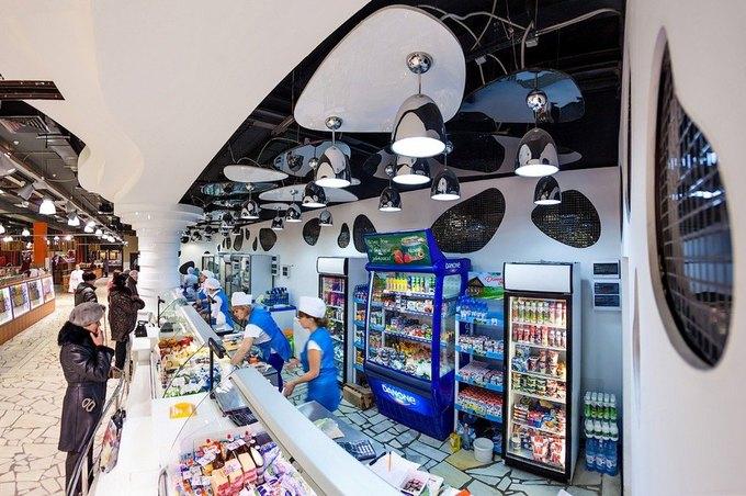 На Комендантском откроется рынок премиум-класса . Изображение № 2.