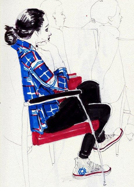Фестиваль иллюстраторов «Люстра». Изображение № 7.