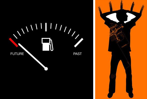 В Киеве впервые пройдёт Международная триеннале экологического плаката «4-й Блок». Изображение № 3.