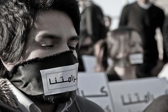 Народ против: Главные протесты 2011 года. Изображение № 2.