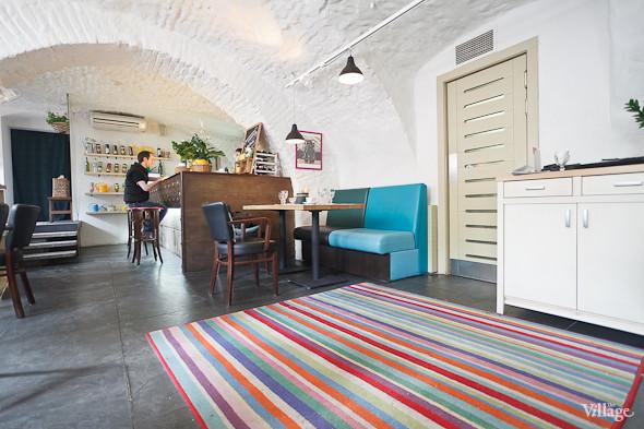 Новое место (Петербург): Кафе-бар Leica. Изображение № 5.