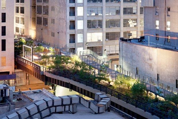 Как создать необычный парк: 5советов архитектора «Хай-Лайна». Изображение № 23.