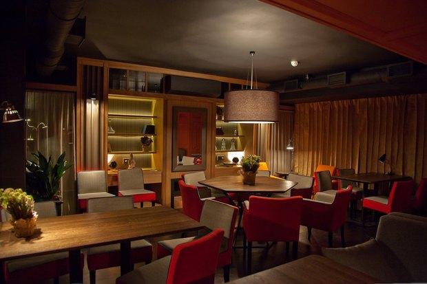 Владельцы Solnce Bar открыли ресторан «География» на Рубинштейна. Изображение № 1.