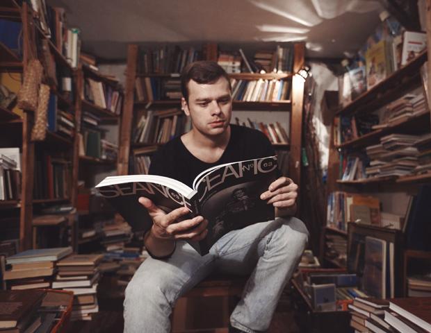 Книжный магазин «Ходасевич», ул. Покровка, 6. Изображение № 9.