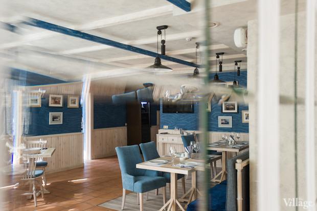Новое место (Киев): Ресторан «Баркас. Рыба и вино». Изображение № 12.