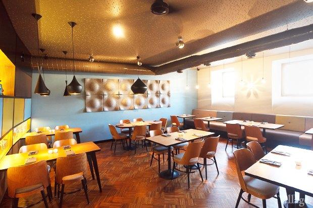 Новое место: Бар-ресторан Zig Zag. Изображение № 5.