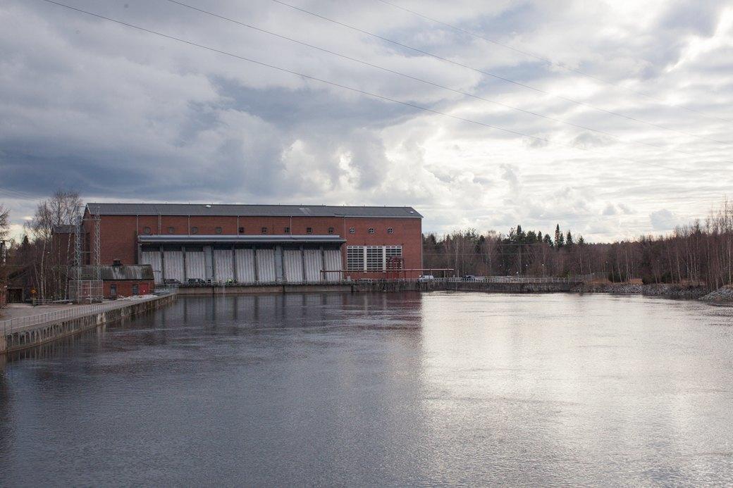ГЭС в Иматре. Изображение № 45.
