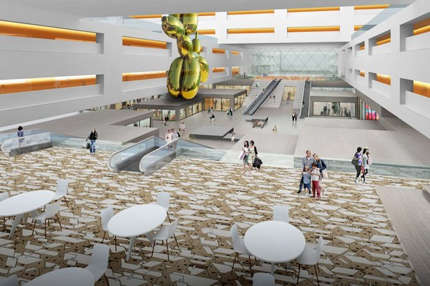 Прямая речь: Голландский архитектор — о торговых центрах, в которых можно работать и отдыхать. Изображение № 17.