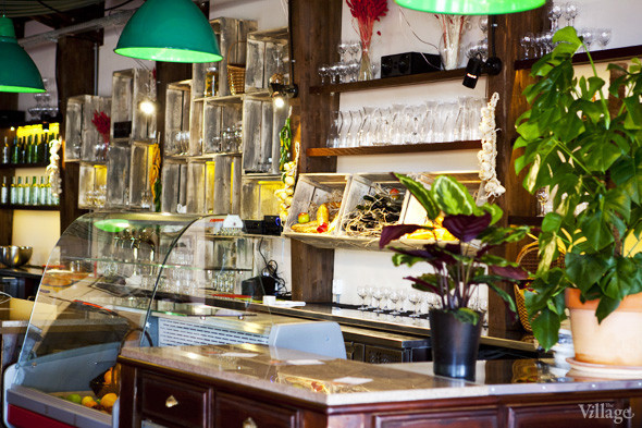 Новое место: Ресторан «Меркато». Изображение № 22.