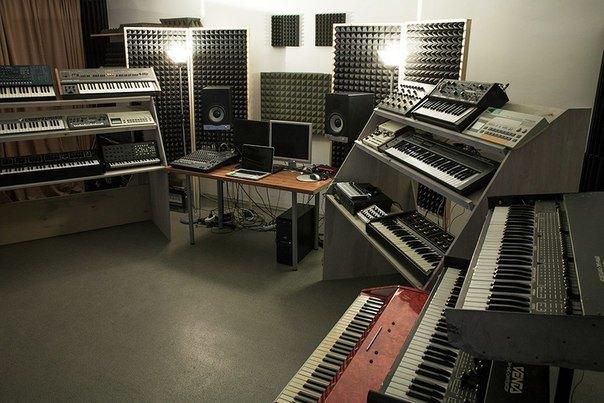 Студия Galernaya 20 открывает синтезаторную . Изображение № 1.