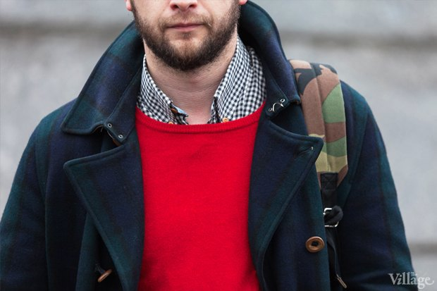 Внешний вид (Петербург): Сергей Исаев, управляющий M10 men's store. Изображение № 3.