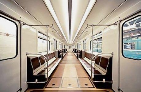 В новых вагонах метро будут устанавливать откидные кресла. Изображение № 2.