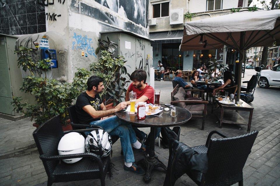 Флорентин, квартал баров ивечеринок в Тель-Авиве. Изображение № 11.