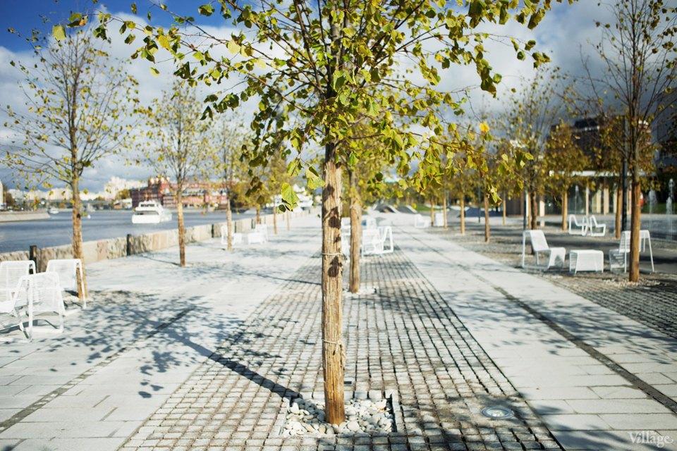 Фото дня: Крымская набережная после реконструкции. Изображение № 12.