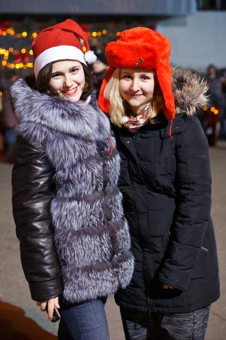 Люди в городе: Рождественская деревня ВВЦ. Изображение №32.