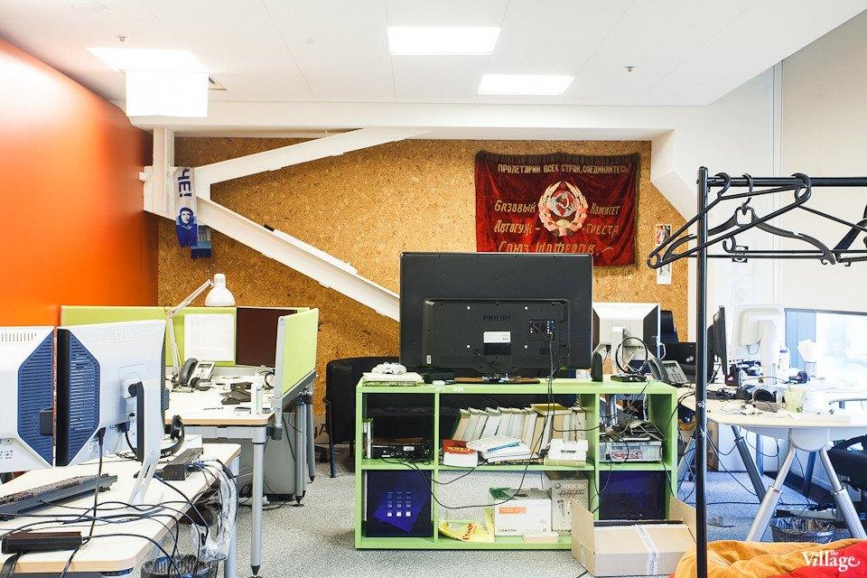Офис недели (Петербург): «Яндекс». Изображение № 33.