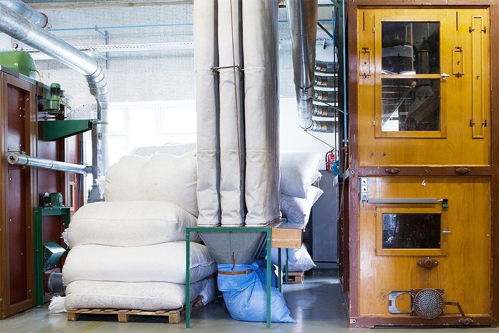 Производственный процесс: Как делают подушки. Изображение № 12.
