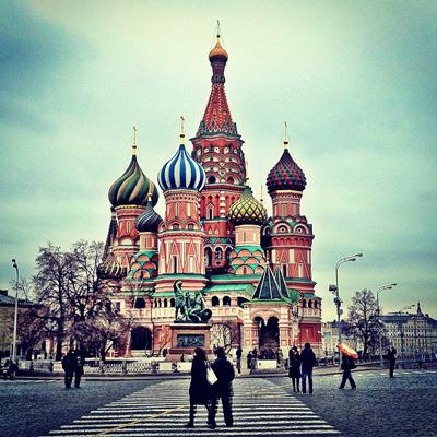 Дневник хостела: Как живут туристы в Москве. Изображение № 2.