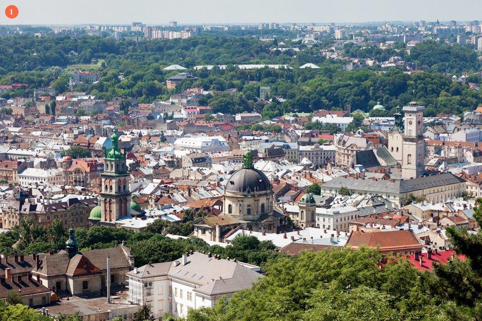 Выход в город: 3прогулочных маршрута по Львову. Изображение № 28.