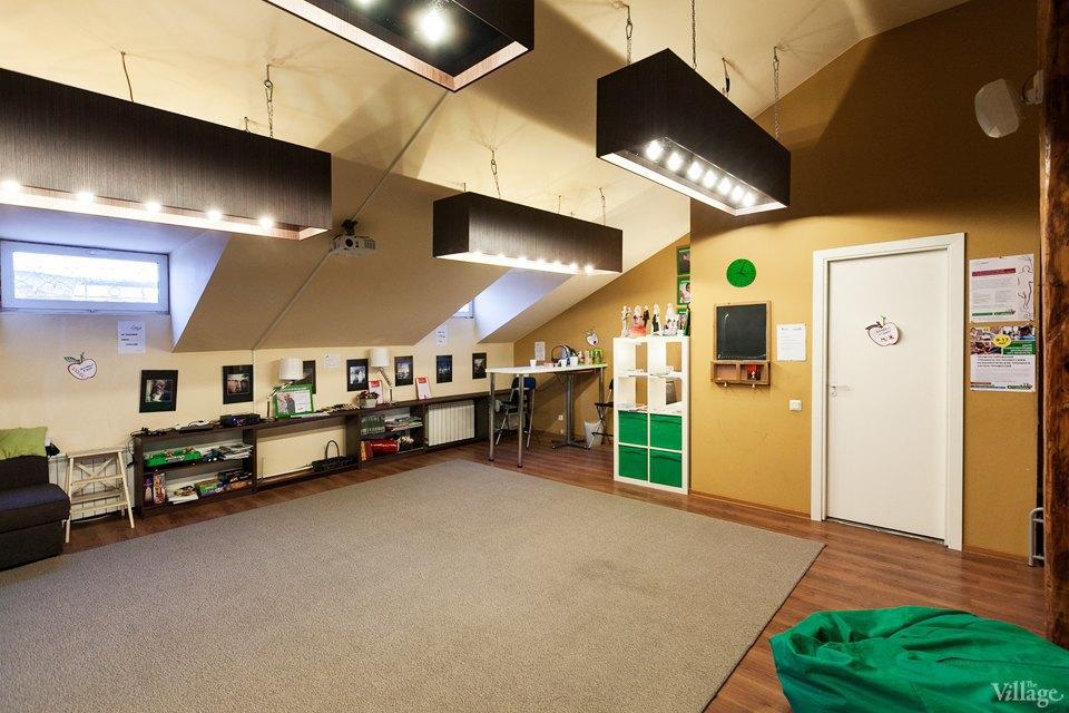 Интерьер недели (Петербург): Детский центр «Арт-личность». Изображение № 9.