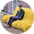Идеи для города: Мебель из труб в Гамбурге. Изображение №2.
