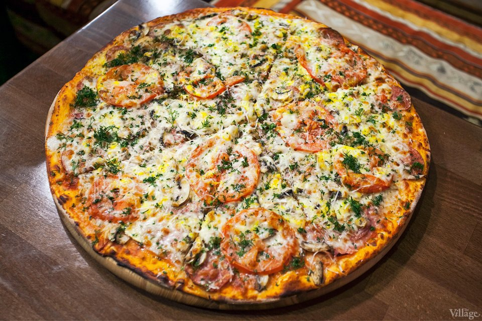 Пицца «Ароматная» — 112 грн.. Изображение № 77.