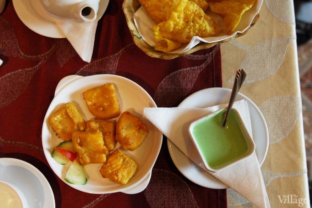 Любимое место: Наталья Фишман об индийском ресторане «Аромасс». Изображение № 8.