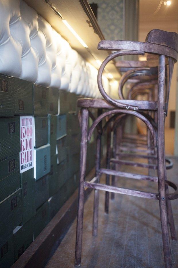 В«Цархитекторе» откроется бар «Пыль». Изображение № 4.