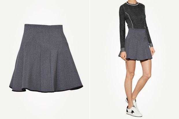 Где купить юбку наосень: 9вариантов от1500 рублей до82тысяч. Изображение № 6.