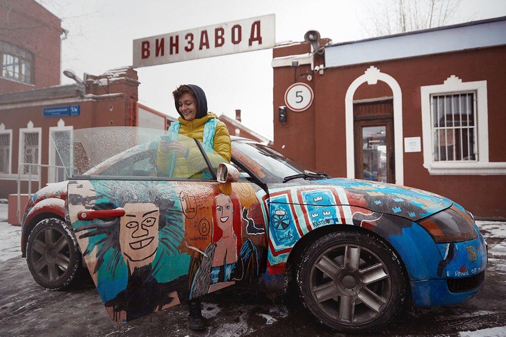 Один день из жизни творческих людей Москвы  . Изображение № 39.