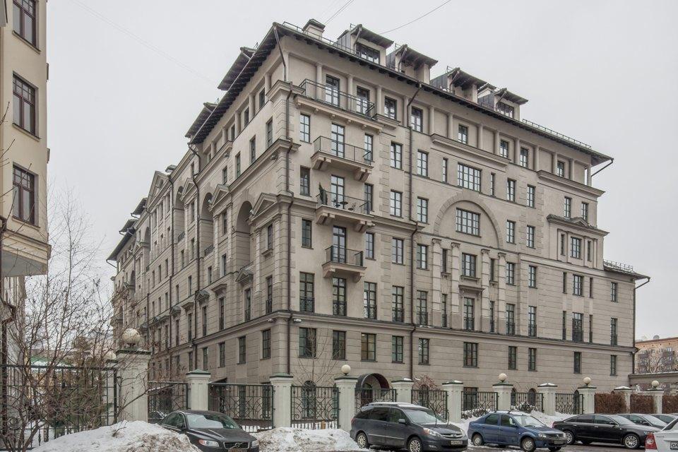 Нелужковский стиль: 5 удачных современных зданий вцентре Москвы. Изображение № 14.
