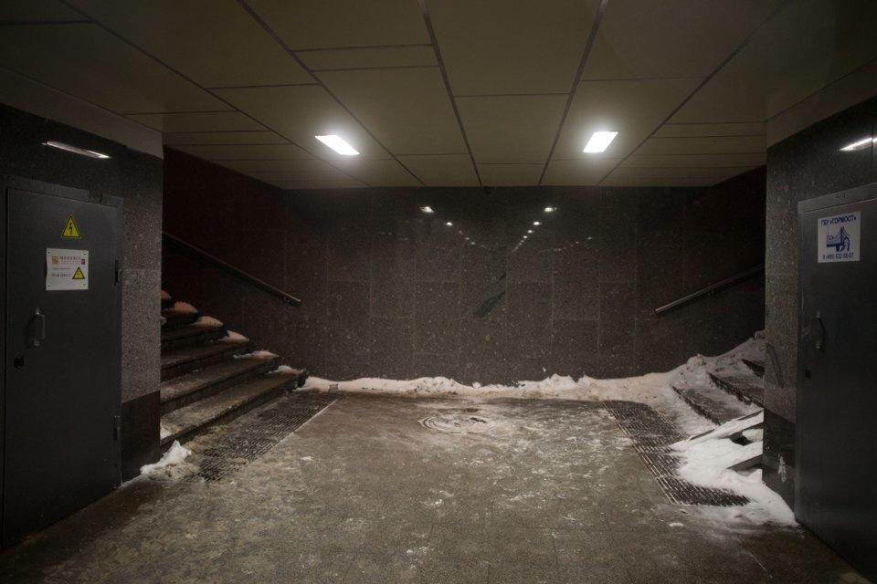 Как Москва справляется снеожиданным декабрьским снегом. Изображение № 8.