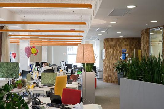 Изображение 38. В Москве выбрали самые интересные офисы.. Изображение № 7.