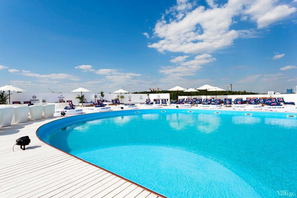 Фоторепортаж: Пляжный клуб на крыше Ocean Plaza . Изображение № 9.