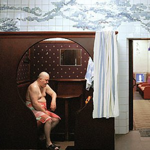 Банный лист: 12 общественных бань Москвы. Изображение № 41.
