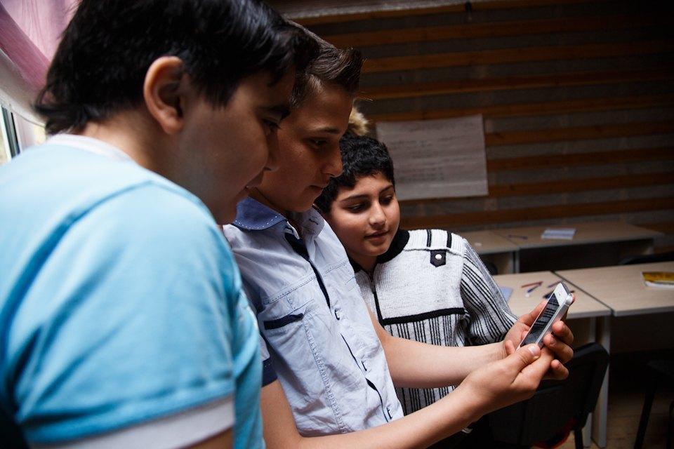 Дети, которых нет: Как проходят занятия в ногинской школе для сирийских беженцев. Изображение № 9.