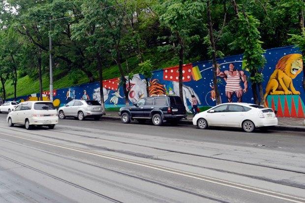 Уличный художник Павел Шугуров: «Быть чиновником — это прикольно». Изображение № 4.
